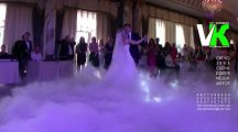 """Важкий дим на перший танець, низький дим на весілля, низький туман – комплекс """"Едем резорт"""""""
