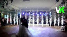 """Важкий дим на перший танець, низький дим на весілля, низький туман – ресторан """"Соната"""""""